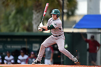 Slippery Rock Adam Urbania (20) during a game against the University of the Sciences Devils on March 6, 2015 at Jack Russell Field in Clearwater, Florida.  Slippery Rock defeated University of the Sciences 6-3.  (Mike Janes/Four Seam Images)