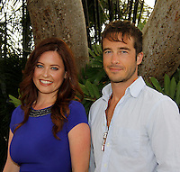 Melissa Archer & Ryan Carnes  -  Actors from General Hospital and Days donated their time to Southwest Florida 16th Annual SOAPFEST - a celebrity weekend May 22 thru May 25, 2015 benefitting the Arts for Kids and children with special needs and ITC - Island Theatre Co. as it presented A Night of Stars on May 23 , 2015 at Bistro Soleil, Marco Island, Florida. (Photos by Sue Coflin/Max Photos)