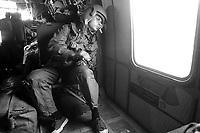 - Italian Navy, Vittorio Veneto cruiser, crew of an helicopter in flight (May 1984)<br /> <br /> - Marina Militare Italiana, incrociatore Vittorio Veneto, equipaggio di un elicottero in volo (Maggio 1984)