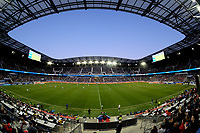 HARRISON, NJ - MARCH 08: Red Bull Arena, UWSNT vs Spain during a game between Spain and USWNT at Red Bull Arena on March 08, 2020 in Harrison, New Jersey.