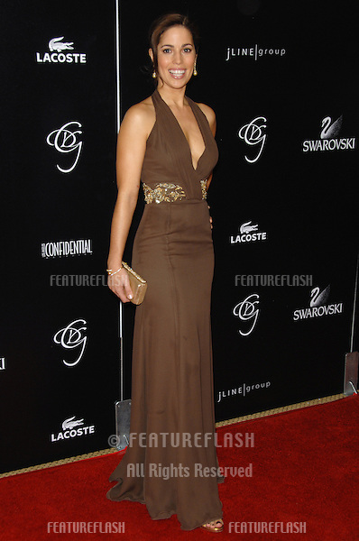 Ana Ortiz at the 9th Annual Costume Designers Guild Awards Gala at the Beverly Wilshire Hotel..February 18, 2007  Beverly Hills, CA.Picture: Paul Smith / Featureflash