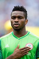Joseph Yobo of Nigeria