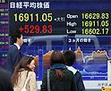 Japan's stocks rise again