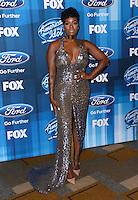 Fantasia Barrino @ the American Idol Farewell Season finale held @ the Dolby Theatre.<br /> April 7, 2016