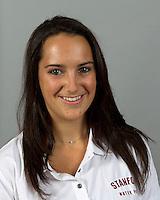 Maggie Steffens member of Stanford women's water polo team. Photo taken Tuesday, September 25, 2012. ( Norbert von der Groeben )