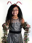 WATERBURY CT. 22 November 2016-112316SV03-Christmas Kid. <br /> Isabella Jackson, 7, of Waterbury.<br /> Steven Valenti Republican-American