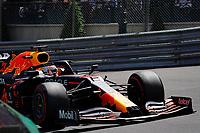23rd May 2021; Principality of Monaco; F1 Grand Prix of Monaco,   Race Day;   Max Verstappen NEL 33 , Red Bull Racing Honda