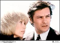 Prod DB © Belstar-Capitolina / DR<br /> LES SEINS DE GLACE de Georges Lautner 1972 FRA/ITA<br /> avec Mireille Darc et Alain Delon<br /> d'aprËs le roman de Richard Matheson