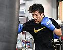 Boxing: Ryoichi Taguchi workout