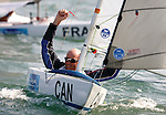 Paul Tingley (Canada)<br /> Paralympics / Beijing China 2008 / <br /> Sailing / September 13th,  2008  /<br /> © Sport the library / Osports Photos
