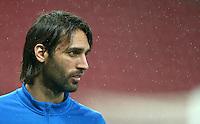 Georgios Samaras of Greece during the training session ahead of tomorrow's fixture vs Costa Rica