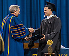 May 17, 2014; 2014 Graduate School ceremony.<br /> <br /> Photo by Matt Cashore/University of Notre Dame