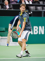 11-02-13, Tennis, Rotterdam, ABNAMROWTT, Florian Mayer,