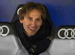 Real Madrid CF's Luka Modric  during quarterfinal Copa del Rey match. Feb 06, 2020. (ALTERPHOTOS/Manu R.B.)