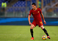 Roma's Hector Moreno in action during the Serie A football match between Roma and Bologna at Rome's Olympic stadium, October 28, 2017.<br /> UPDATE IMAGES PRESS/Riccardo De Luca