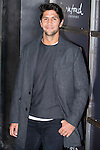 "Fernando Verdasco attends to the presentation of the Springfiled Fashion Film of Christmas ""Keep in Touch"" at Luchana Theater in Madrid, November 17, 2015.<br /> (ALTERPHOTOS/BorjaB.Hojas)"
