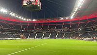 Innenraum - Frankfurt 16.09.2021: Eintracht Frankfurt vs. Fenerbahce Istanbul, Deutsche Bank Park, 1. Spieltag UEFA Europa League