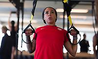 USWNT Weight Training, July 24, 2017