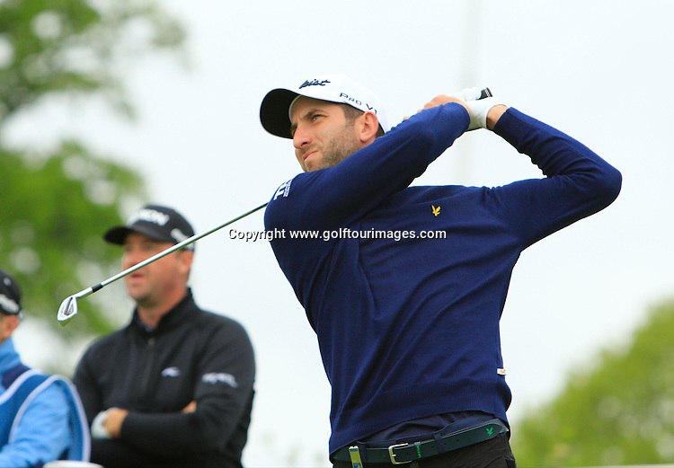 Seve BENSON (ENG)  during round one of the 2016 Dubai Duty Free Irish Open hosted by The Rory Foundation and played at The K-Club, Straffan, Ireland. Picture Stuart Adams, www.golftourimages.com: 19/05/2016