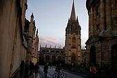 Oxford University<br /> Oxford, United Kingdom<br /> November 28, 2018<br /> <br /> University Church of St Mary the Virgin