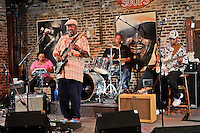 Phat Noize with Alvin Jett in concert at BB's Jazz Blues and Soups on Aug 28, 2010.