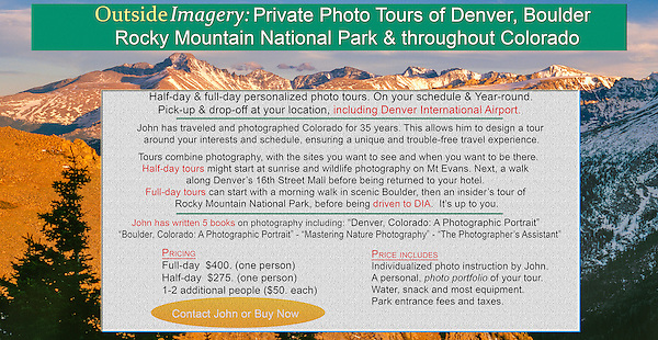 Private Photo Tours Information