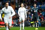 Real Madrid's forward Cristiano Ronaldo during the match of La Liga between Real Madrid and   Real Sociedad at Santiago Bernabeu Stadium in Madrid, Spain. January 29th 2017. (ALTERPHOTOS/Rodrigo Jimenez)