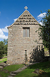 Padley, Padley Chapel, Grindleford, Derbyshire  UK 2008.