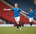 Max Ashmore, Rangers