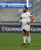 6 March 2021; Andrew Warwick during the Guinness PRO14 match between Ulster and Leinster at Kingspan Stadium in Belfast. Photo by John Dickson/Dicksondigital