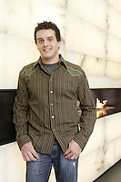 Montreal (Qc) CANADA, August 22, 2007 -<br /> Patrice Belanger,<br /> <br /> Lancement Z télé automne 2007<br /> photo : Pierre Roussel