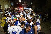 BELO HORIZONTE, MG, 17.07.2019: ATLÉTICO-MG- CRUZEIRO - Torcida do Cruzeiro durante Partida entre Atlético-MG e Cruzeiro válida pelo jogo de volta das quartas de final da Copa do Brasil 2019, no Estadio Independencia em Belo Horizonte, MG, na noite desta quarta feira (17) (foto Giazi Cavalcante/Código19)