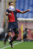 Davide Zappacosta <br /> Serie A football match between Genoa CFC and FC Crotone at Marassi Stadium in Genova (Italy), September 20th, 2020. Photo Image Sport / Insidefoto