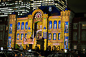 Tokyo Station Vision 3D Projection Mapping