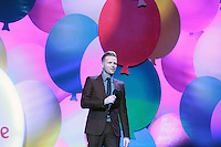 20/11/13 Nicky Byrne at the Childline concert at the O2 in Dublin. Picture:Arthur Carron/Collins