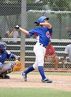 Matt Cerda / AZL Cubs..Photo by:  Bill Mitchell/Four Seam Images