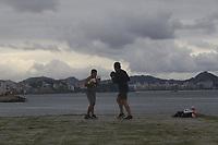 21/08/2020 - CLIMA CHUVOSO NO RIO DE JANEIRO
