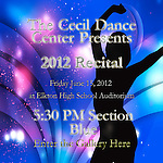 CDC Recital 5:30 PM Section