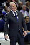 Anadolu Efes´s coach Dusan Ivkovic during 2014-15 Euroleague Basketball Playoffs second match between Real Madrid and Anadolu Efes at Palacio de los Deportes stadium in Madrid, Spain. April 17, 2015. (ALTERPHOTOS/Luis Fernandez)