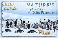 "2020 Nature's Inspirations Calendar ""Polar Passions"""