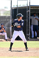 Rocky Gale - San Diego Padres - 2010 Instructional League.Photo by:  Bill Mitchell/Four Seam Images..