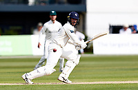 Grant Stewart bats for Kent during Kent CCC vs Worcestershire CCC, LV Insurance County Championship Division 3 Cricket at The Spitfire Ground on 6th September 2021