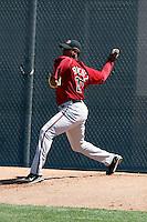 Ramon Sanchez - Arizona Diamondbacks - 2009 spring training.Photo by:  Bill Mitchell/Four Seam Images