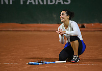 Roland Garros 2020 Martina Trevisan , Italy *** Roland Garros 2020 Martina Trevisan, Italy <br /> Parigi 02/10/2020 Roland Garros <br /> Tennis Grande Slam 2020<br /> French Open <br /> Photo Paul Zimmer / Imago / Insidefoto <br /> ITALY ONLY