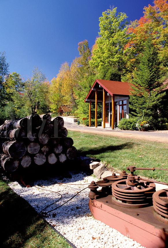 Adirondacks, New York, NY, Blue Mountain Lake, Adirondack Museum