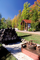 Adirondacks, New York, NY, Blue Mountain Lake, Adirondack Museum