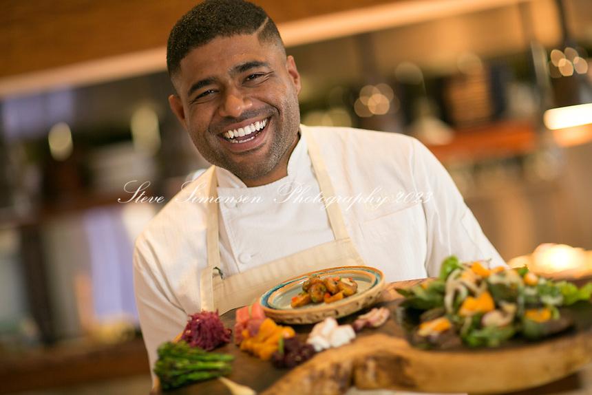 Chef Digby<br /> Balter Restaurant<br /> Christiansted<br /> St. Croix<br /> US Virgin Islands