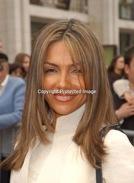 Vanessa Marcil in L'Habitude                                  ..at the NBC Upfront announcement of their new shows ..on May 12,2003 at the Metropolitan Opera House ...Photo by Robin Platzer, Twin Images