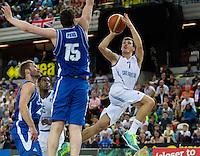 GBR v Iceland - Eurobasket 2015 Qualifier