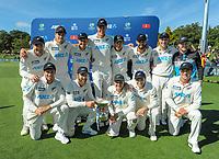 210106 International Test Cricket - NZ Black Caps v Pakistan
